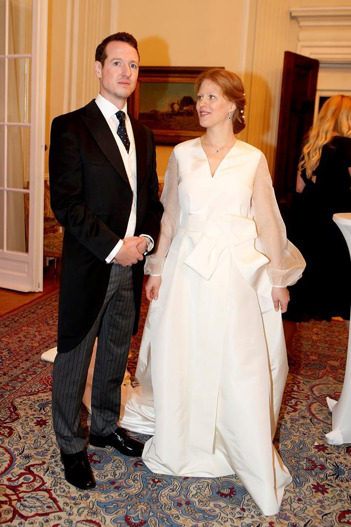 Inside Prince Philip of Serbia and Danica Marinkovic's royal wedding.