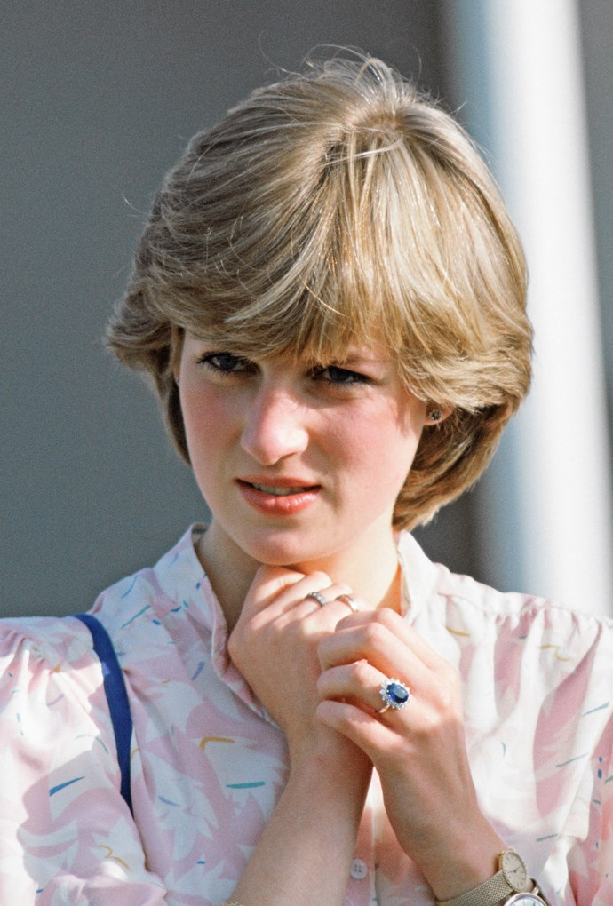 **She sometimes wore two watches**<br><br> It sometimes baffled royal-watchers when Diana would be pictured at the Polo wearing two watches on one wrist. It was later divulged that one of the watches was Charles', and that Diana wore it for him while he played as a good luck charm.