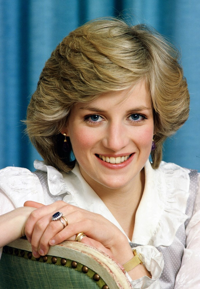**She picked her engagement ring out of a catalogue**<br><br> Unlike other royal brides who were given a ring from the royal vaults, or else had one custom-made by a jeweller, when it came time for Diana to pick her engagement ring (Charles proposed to her without one), she simply picked one out of a catalogue from jeweller Gerrard. Her wedding band was made from pure Welsh gold, which was taken from a nugget of gold given to the Queen. All royal wedding bands are made from the same piece of gold.
