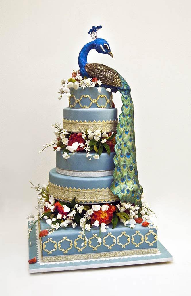 Image via: [Ron Ben-Israel Cakes](http://www.weddingcakes.com/)