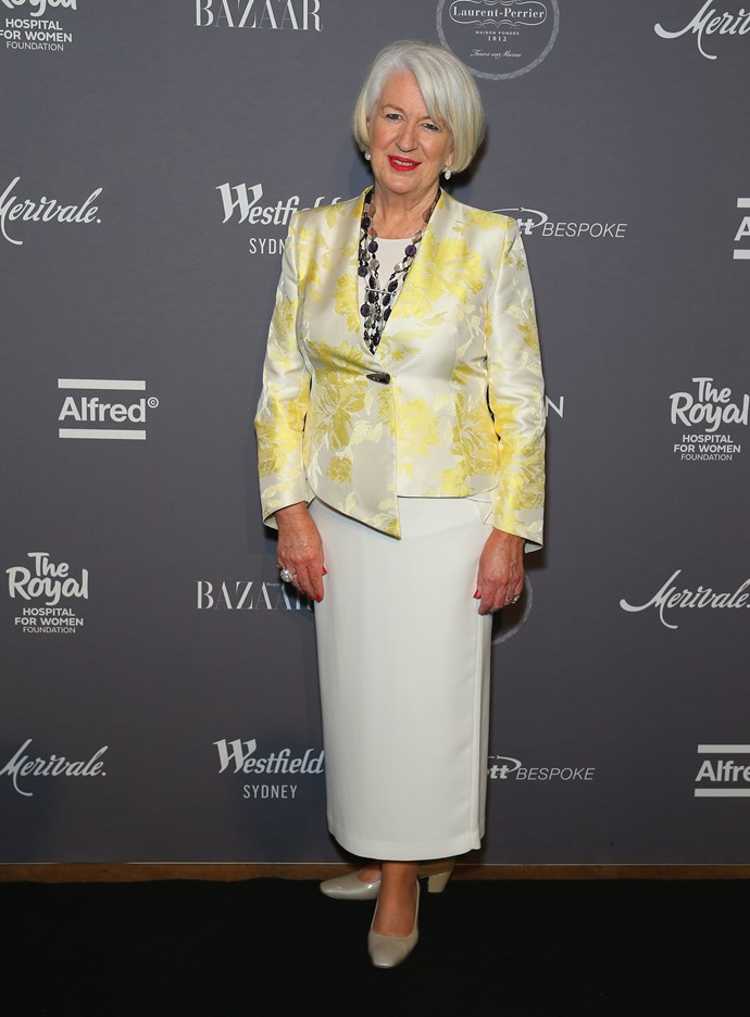 Chief Executive Officer at The Royal Hospital for Women Foundation Trish O'Brien  Image: Getty