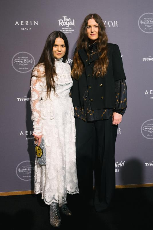 Macgraw's Tess and Beth Macgraw  Image: House of Cameo