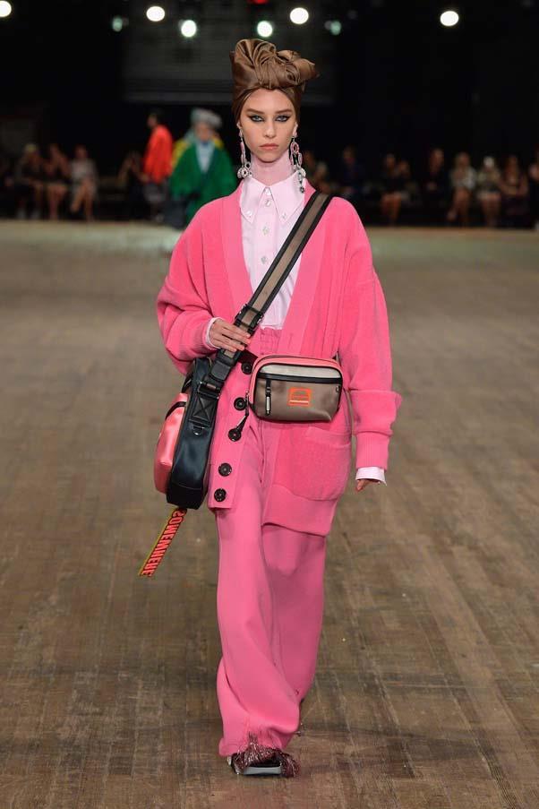 **Cardigans**   Marc Jacobs spring summer '18
