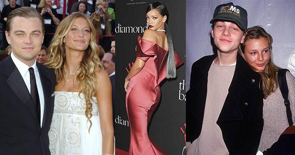 Comprehensive History Of All Leonardo Dicaprios Girlfriends