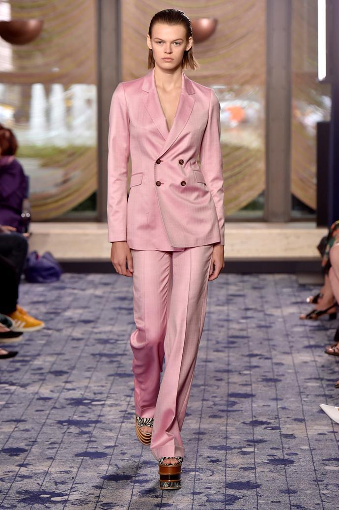**Pink** <br><br> Gabriela Hearst spring summer '18