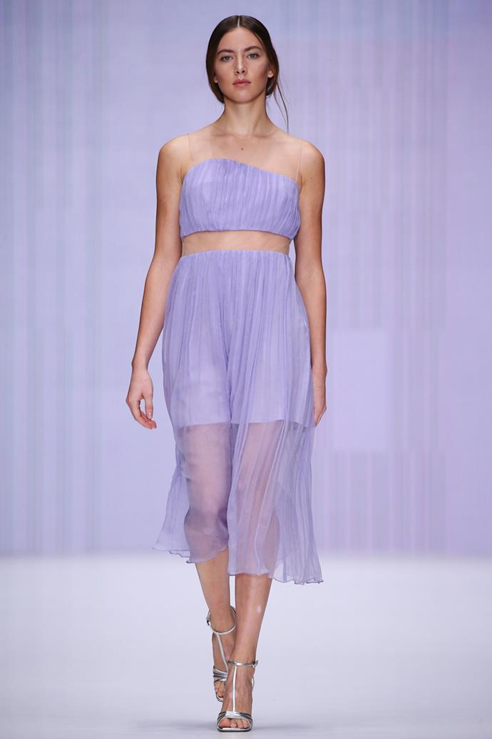 **Lilac** <br><br> Kondakova spring summer '18