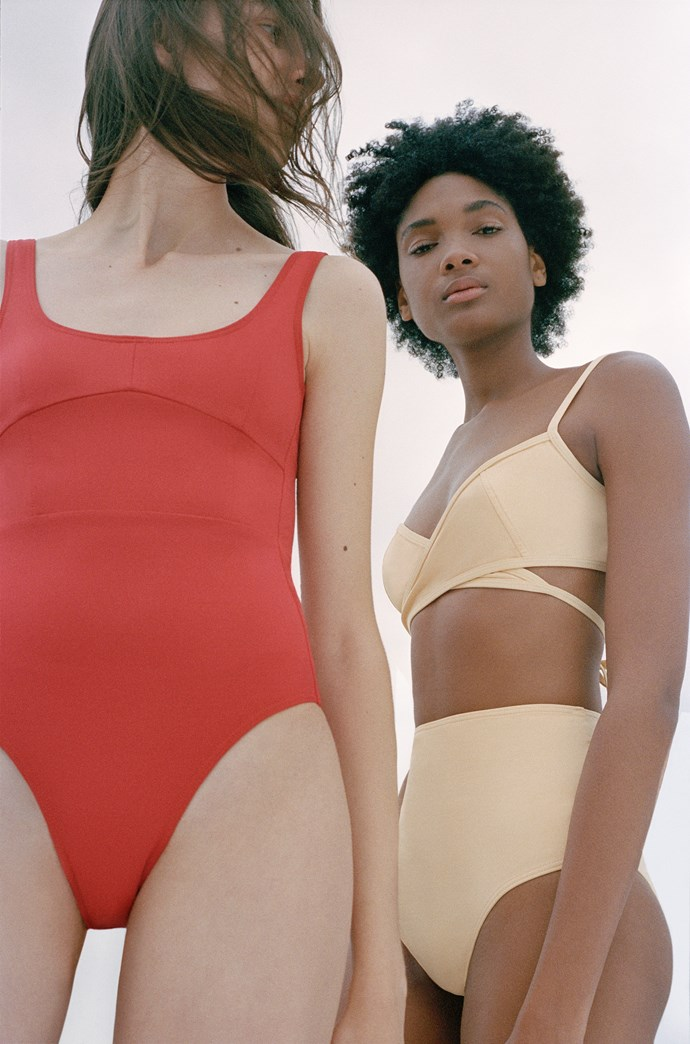 """**Her Line** <br><br> **Why:** Love Matteau? You're likely to fall for this ultra-minimalist, very chic new luxury swimwear label.  <br><br> **Follow:** [@her__line](https://www.instagram.com/her__line/
