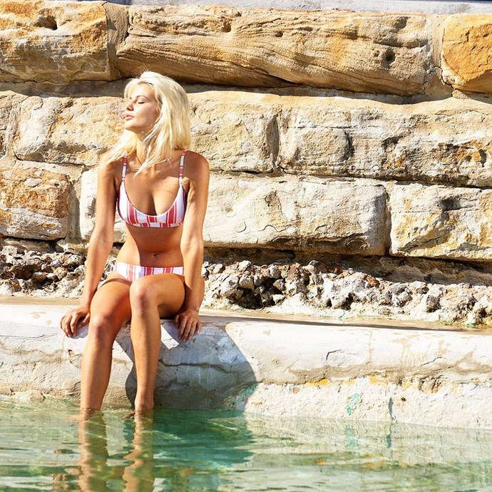 """**RH Swimwear** <br><br> **Why:** Bohemian-inspired two pieces which can be easily mix-and-matches, and come at a surprisingly affordable price point.  <br><br> **Follow:** [@rhswimwear](https://www.instagram.com/rhswimwear/?hl=en