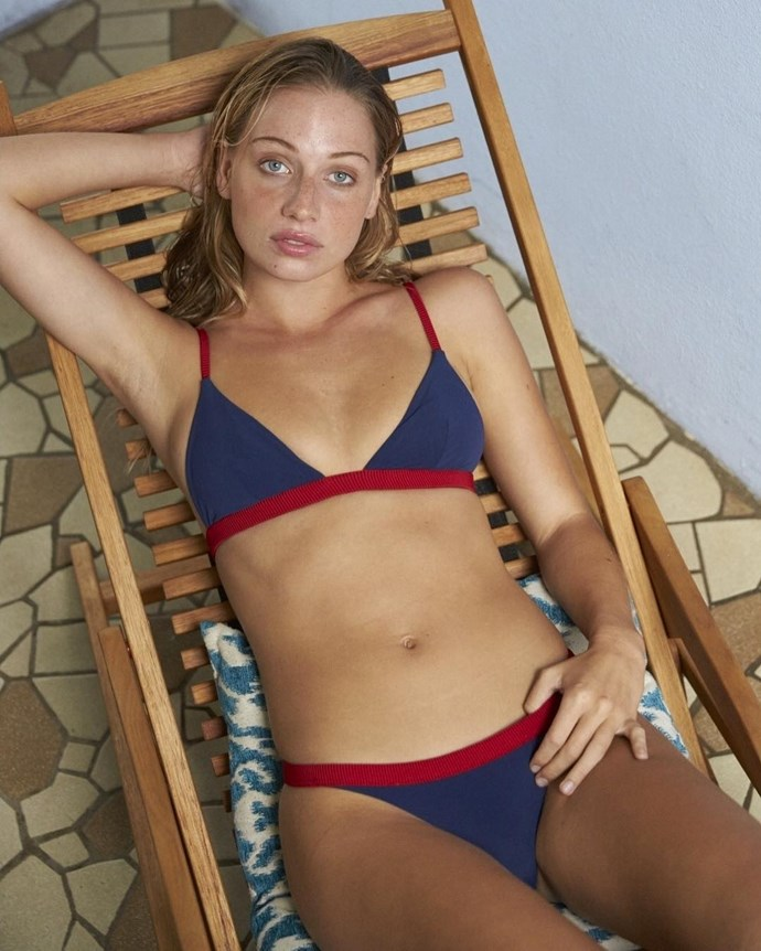 """**Rye** <br><br> **Why:** Colour, graphic prints and lashings of personality make Bondi-based label Rye a welcome respite from the abundance of classic black one pieces on the market.  <br><br> **Follow:** [@ryeswim](https://www.instagram.com/ryeswim/