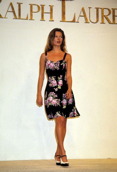**KATE MOSS** <BR><BR> Ralph Lauren '93