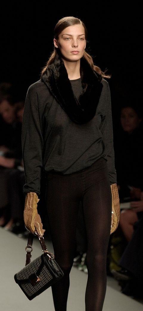 **DARIA WERBOWY** <BR><BR> Prada autumn '03