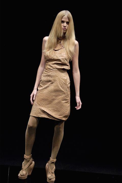 **LARA STONE** <BR><BR> Givenchy Couture autumn '06