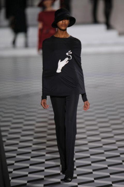 **JOURDAN DUNN** <BR><BR> Marc Jacobs autumn '07