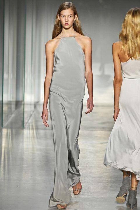 **KARLIE KLOSS** <BR><BR> Calvin Klein spring '08