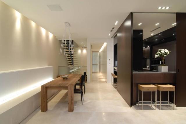 The dining area.   Image: Trulia