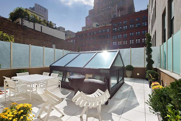 The rooftop.   Image: Trulia