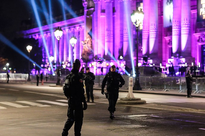 """**3. There is a lot of security involved.** A journalist for [*Cosmopolitan*](http://www.cosmopolitan.com/style-beauty/fashion/news/a49129/surprises-facts-victorias-secret-fashion-show/