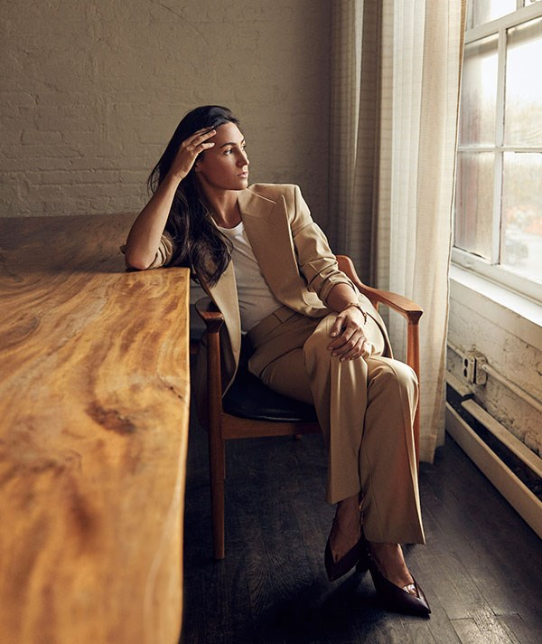 The Inspirer: Publisher, Vice Impact, Katherine Keating  Photographed by Darren McDonald, styled by Lauren Davis.
