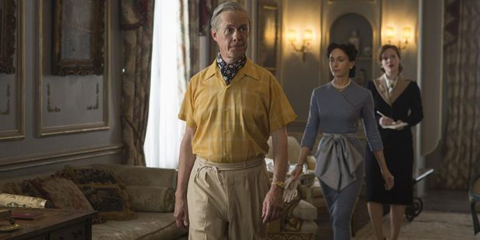 **Season 1 Episode 5** <br><br> The Duke of Windsor and Wallis Simpson