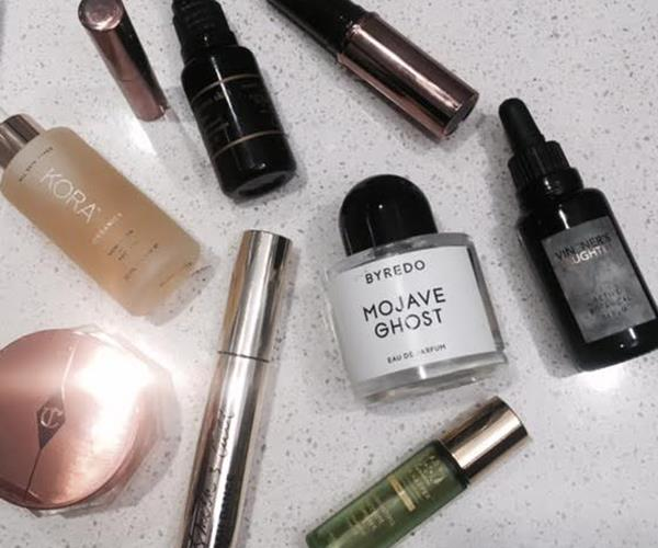 Elyse Taylor's go-to beauty products