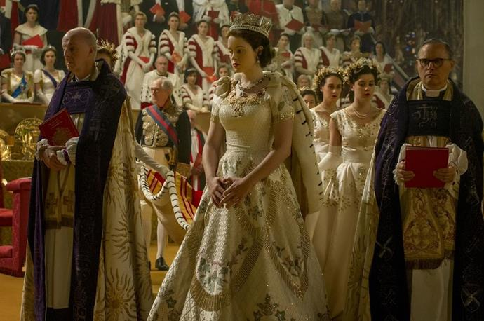 **Season 1 Episode 5** <br><br> Queen Elizabeth