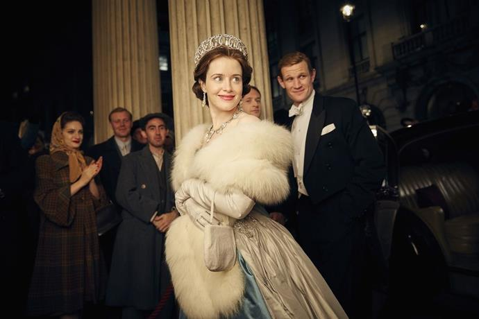 **Season 1 Episode 5** <br><br> Queen Elizabeth and Prince Philip