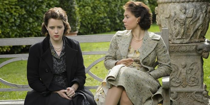 **Season 1 Episode 6** <br><br> Queen Elizabeth and Princess Margaret