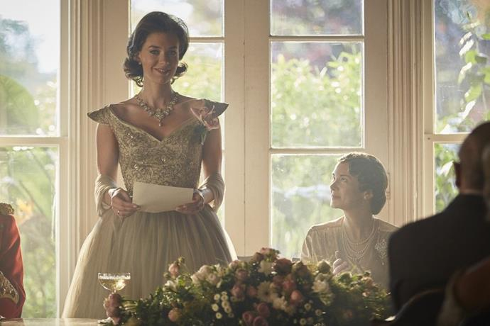 **Season 1 Episode 6** <br><br> Princess Margaret