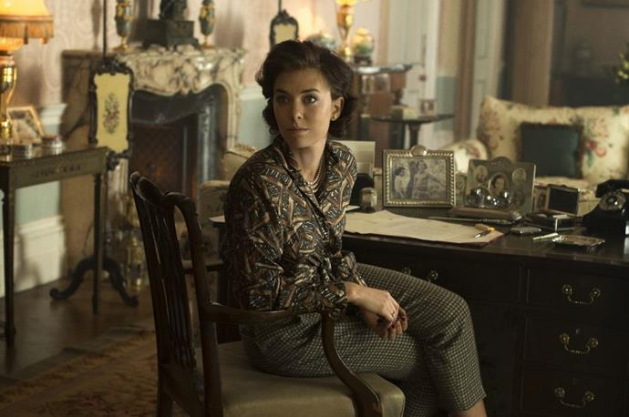 **Season 1 Episode 8** <br><br> Princess Margaret