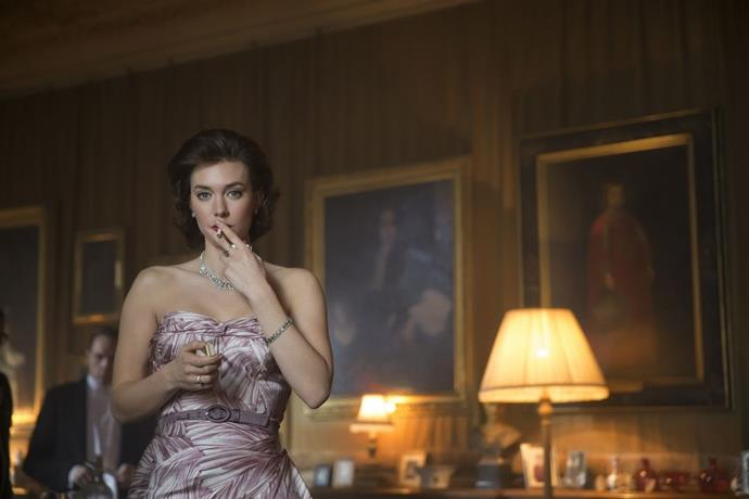 **Season 1 Episode 10** <br><br> Princess Margaret