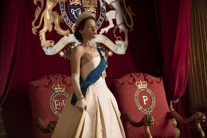 **Season 2 Episode 1** <br><br> Queen Elizabeth