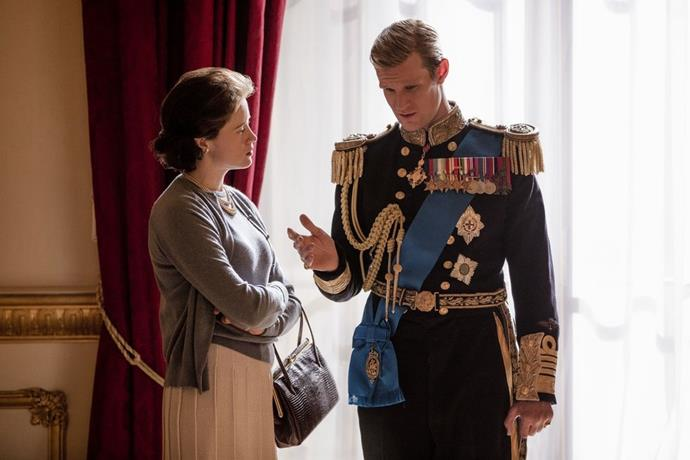 **Season 2 Episode 1** <br><br> Queen Elizabeth and Prince Philip