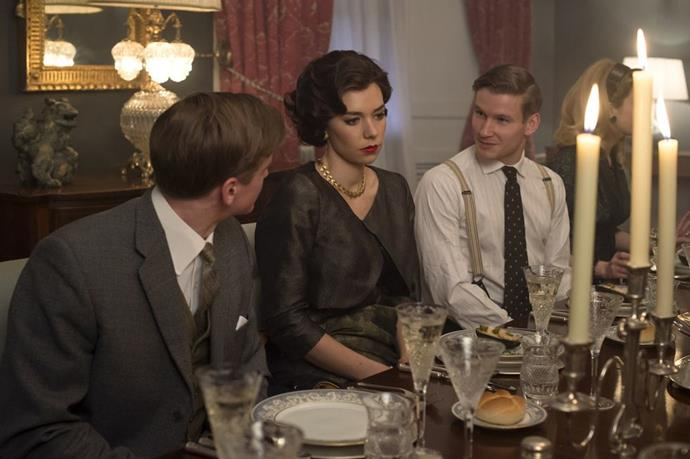 **Season 2 Episode 4** <br><br> Princess Margaret