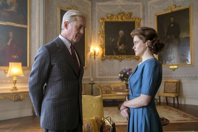 **Season 2 Episode 6** <br><br> The Duke of Windsor and Queen Elizabeth