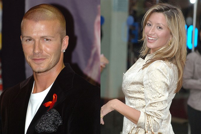 """**David Beckham and Rebecca Loos** <br><br> In 2004, David Beckham's personal assistant Rebecca Loos claimed they had sexual relations, referring to herself as the soccer player's """"second wife."""" This led Beckham to issue a statement whereby he said """"the simple truth is that I am very happily married. I have a wonderful wife and two very special kids. There is nothing any third party can do to change these facts."""" Although causing a strain in his relationship with former Spice Girl Victoria Beckham, the fashion designer told [*V Magazine*] that """"there have been bumps along the road. But the fact is we've come out of everything we've been through stronger and happier.""""  <br><br> Loos went on to appear in TV shows including *Celebrity Love Island* and *The Farm*."""