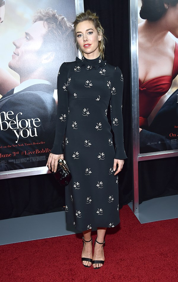 At the *Me Before You* World Premiere, 23rd May 2017