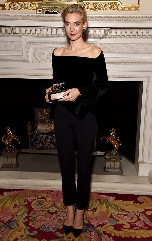 At The Leopard Awards, 15th November 2017