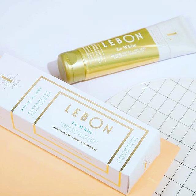 "**Lebon Toothpaste ([@lebon.toothpaste](https://www.instagram.com/lebon.toothpaste/|target=""_blank""|rel=""nofollow""))**"