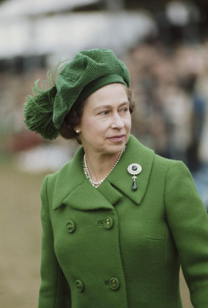 ***Emerald Green***<br><Br> 1980