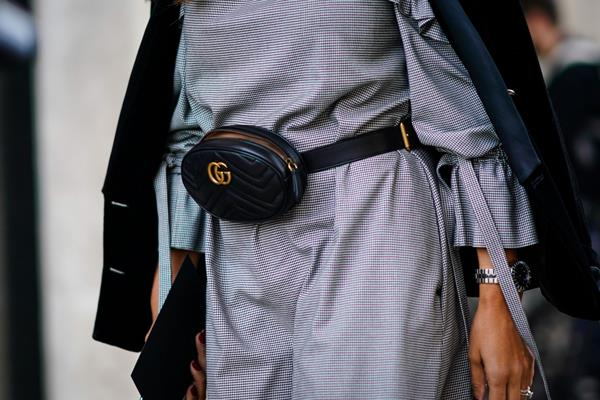 """**Gucci's Belt Bag** As one of the most controversial trends of 2017, [Gucci's belt bag](https://www.harpersbazaar.com.au/fashion/ways-to-wear-beltbag-13484