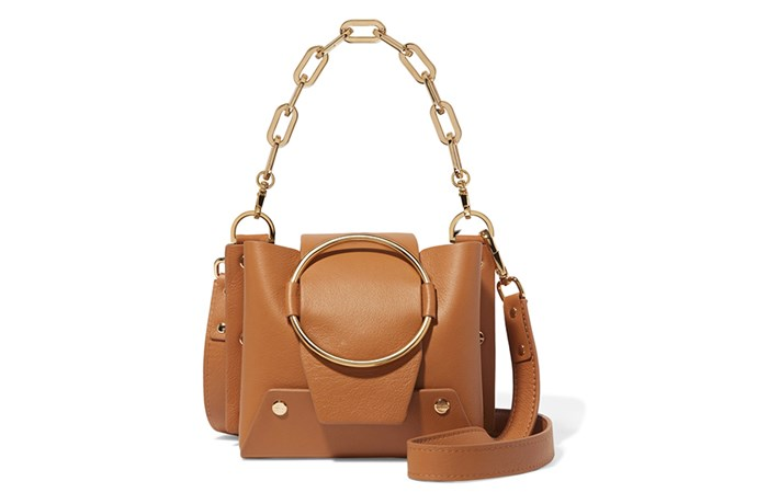 **DELILA MINI** by Yuzefi <br> <br> **It-worthy because:** Kate Bosworth just stepped out with the bag brand slung over her arm, joining a slew of fashion bloggers who also favour the up-and-coming brand. The most popular piece among fashion insiders? The Delila mini. <br><br> Bag, $560, Yuzefi at [Net-A-Porter](http://rstyle.me/~acm4l)