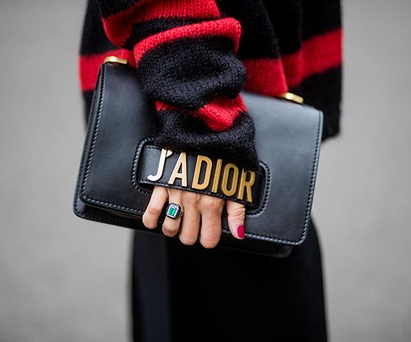 "**#6. Dior J'Adior** Bag, POA at [Dior](https://www.dior.com/couture/en_int/womens-fashion/bags/j%E2%80%99adior-flap-bag-with-chain-in-black-calfskin-17-38792|target=""_blank""
