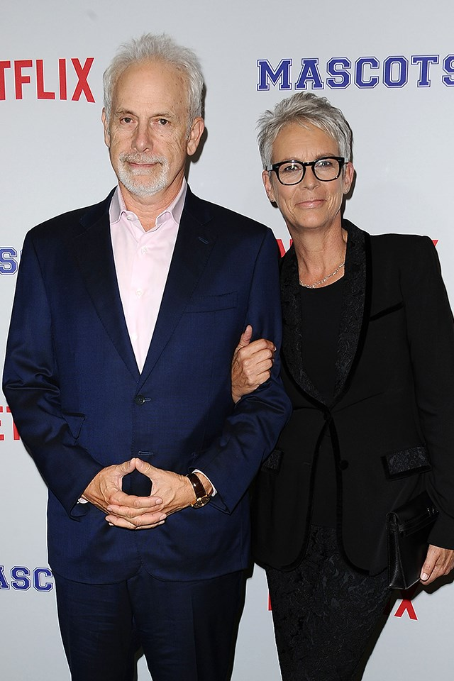 "**Jamie Lee Curtis and Christopher Guest** <br><br> Curtis, a beloved actress, and Guest, a beloved director, have been married for 33 years, after tying the knot in 1984. Curtis' advice for staying married is to-the-point, and may not work for everyone: ""Don't get divorced,"" she said on the US [*Today*](https://www.today.com/popculture/jamie-lee-curtis-has-awesome-advice-staying-married-dont-get-t45481