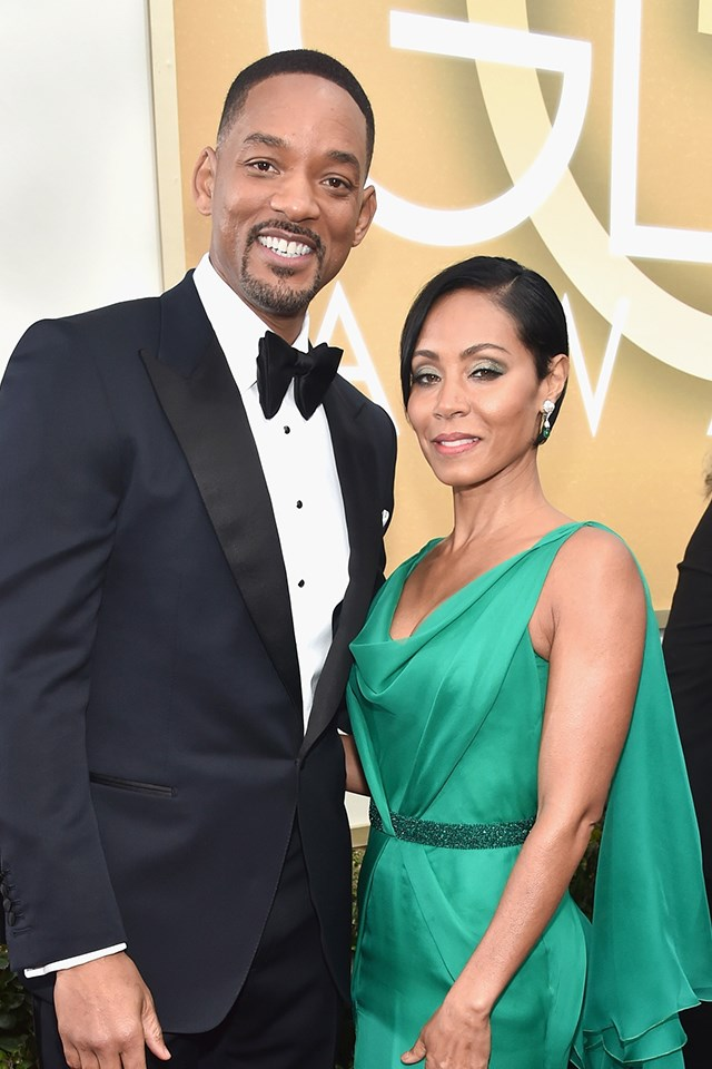 "**Will Smith and Jada Pinkett Smith** <br><br> Will Smith and Jada Pinkett Smith tied the knot in 1997, and while Jada has described their marriage as ""unconventional,"" she puts their lasting love down to their ""chemistry."" ""I really think that Will and I just have amazing chemistry on a lot of different levels. We love to laugh together, we love to learn together, and we just love each other,"" she said on [*Watch What Happens Live*](http://extratv.com/2017/07/21/jada-pinkett-smith-reveals-the-secret-to-23-year-relationship-with-will-smith/