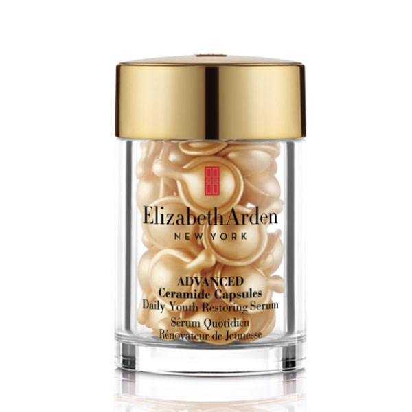 """**Elizabeth Arden Advanced Ceramide Capsules Daily Youth Restoring Serum, $70 at [David Jones](http://shop.davidjones.com.au/djs/ProductDisplay?catalogId=10051&productId=12217059&langId=-1&storeId=10051