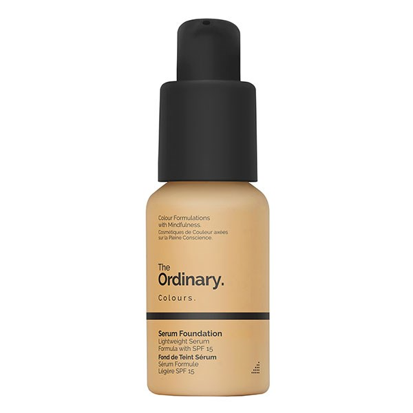 """**The Ordinary Serum Foundation, $12.70 at [Deciem](http://deciem.com/product/rdn-serum-foundation-10-p-30ml