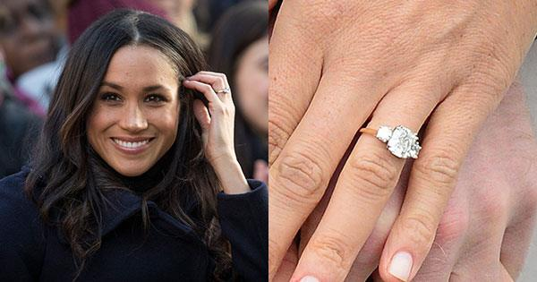 Meghan Markle Wedding Ring.Meghan Markle S Jewellers Won T Replicate Her Engagement Ring
