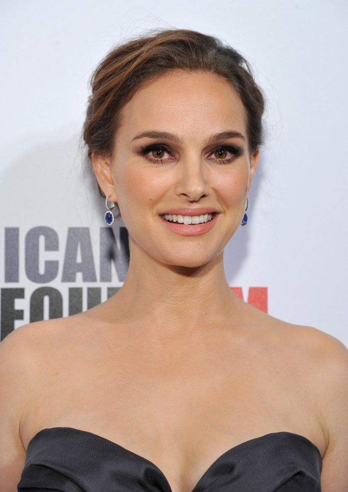 """**5. Natalie Portman** <br><br> """"Natalie is another one the great beauties of Hollywood and a key characteristic is her beautifully sculpted cheeks."""""""