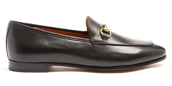 """**Gucci Loafers**   Loafers, $860, Gucci at [MATCHESFASHION.COM](http://rstyle.me/n/cvmtdyvs36