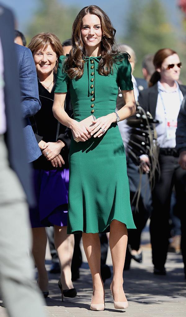 **5. Kate Middleton**